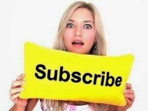 Increase Website Subscriber